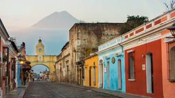 Find cheap flights from Winnipeg to Guatemala