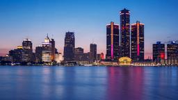 Find cheap flights from Sydney to Detroit