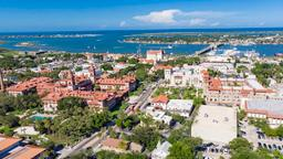 St. Augustine hotels near Early American Weapons & History