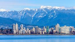 Find cheap flights from Prince George to Vancouver Airport