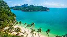 Find cheap flights from British Columbia to Koh Samui