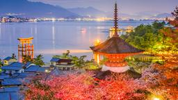 Find cheap flights from Ontario to Hiroshima