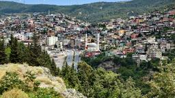 Find cheap flights from Toronto Pearson Airport to Antakya