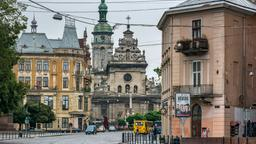 Find cheap flights from Fort McMurray to Lviv