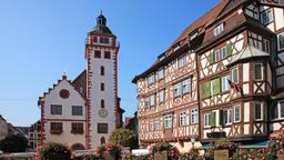 Mosbach (Baden-Wurttemberg) Hotels
