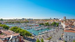 Find cheap flights to La Rochelle