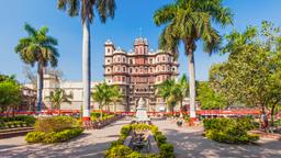 Find cheap flights to Indore