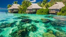 Find cheap flights from Quebec to Tahiti