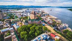 Find cheap flights from Budapest to Canada