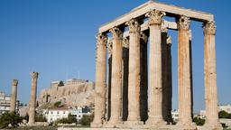Athens hotels near Temple of Olympian Zeus