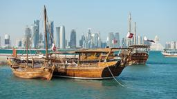 Find cheap flights from Halifax to Doha