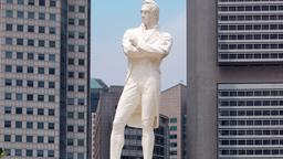 Singapore hotels near Sir Stamford Raffles Statue