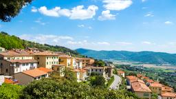 Cortona hotels near Cathedral of Cortona