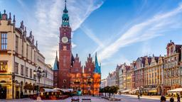 Wroclaw hotels near Old Market Square