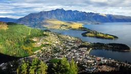 Find cheap flights from Montreal to Queenstown