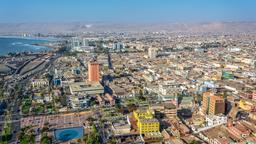 Arica hotels near Arica Sea Museum