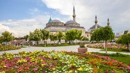 Find cheap flights from Ontario to Konya