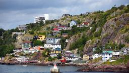 Find cheap flights from Frankfurt Airport to St. John's