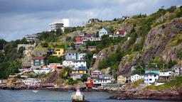 Find cheap flights from Moncton to St. John's