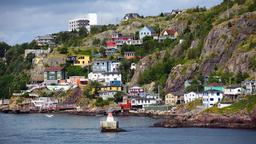 Find cheap flights from Illinois to St. John's