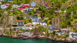 Find cheap flights from Buffalo to St. John's