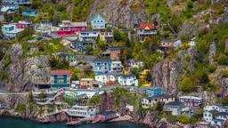 Find cheap flights from Colorado to St. John's