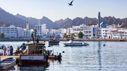 Find cheap flights to Muscat