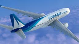 Find cheap flights on Corsair