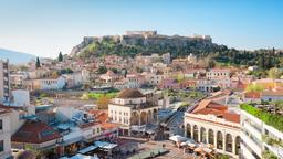 Find cheap flights from Tel Aviv to Athens