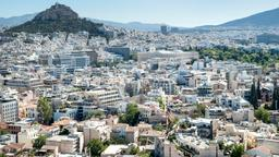 Find cheap flights from New York to Athens
