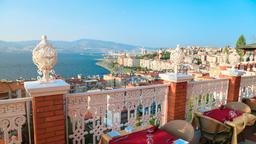 Find cheap flights from Montreal Trudeau Airport to Izmir
