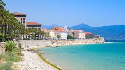 Hotels near Ajaccio Campo Dell Oro airport