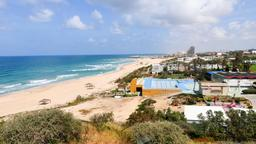 Find cheap flights from Nova Scotia to Israel