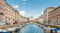 Find cheap flights from Toronto to Trieste