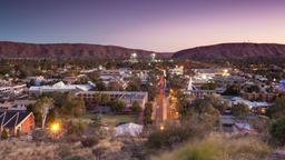 Find cheap flights to Alice Springs
