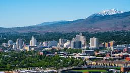Find cheap flights from London to Reno