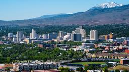 Find cheap flights from Montreal to Reno