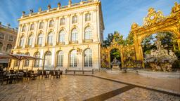 Nancy hotels near Parc de la Pepiniere