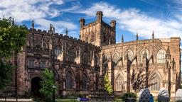 Chester hotels near Chester Cathedral