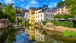 Find cheap flights from Winnipeg to Luxembourg