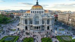 Find cheap flights from Montreal Pierre Elliott Trudeau Intl to Mexico City