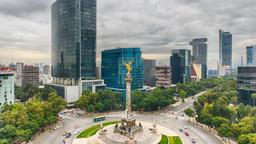 Find cheap flights from Kamloops to Mexico City Federal District