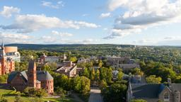 Find cheap flights to Ithaca