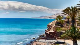 Find cheap flights from British Columbia to Fuerteventura
