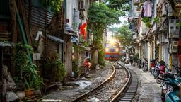 Find cheap flights from Ontario to Hanoi