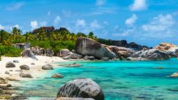 Find cheap flights from Alberta to the British Virgin Islands