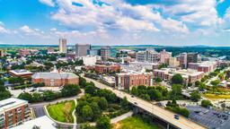 Find cheap flights from Montreal Trudeau Airport to Greenville