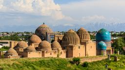 Find cheap flights from British Columbia to Uzbekistan