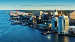 Find cheap flights from Toronto Pearson Airport to Halifax