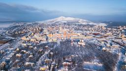 Hotels near Kiruna airport